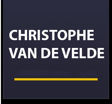Christophe Van De Velde